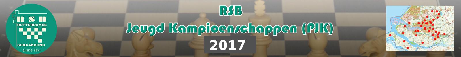 RSB Jeugd Schaakkampioenschappen 2017